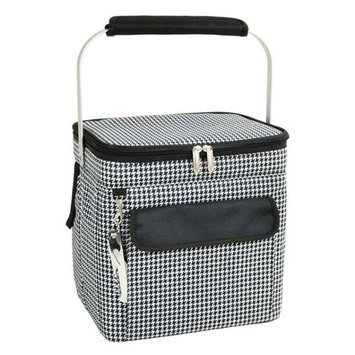 Picnic at Ascot Houndstooth Multi Purpose 24-Can Cooler