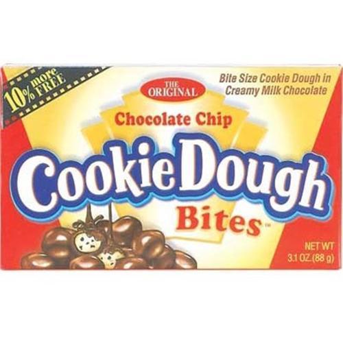 Ddi Bulk Buys Choc Chip Bites 3.1Oz - Case of 12