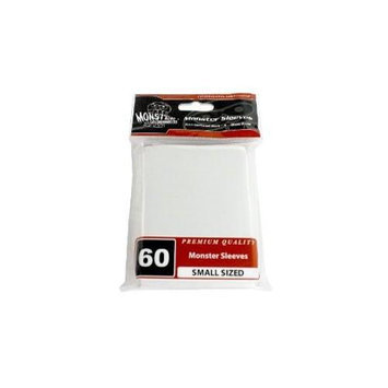 Monster Protectors DP: Small Monster Solid WH (60) MSLSGNWHT
