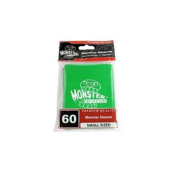 Monster Protectors DP: Small Monster Logo GR (60) MSLSGAGRN