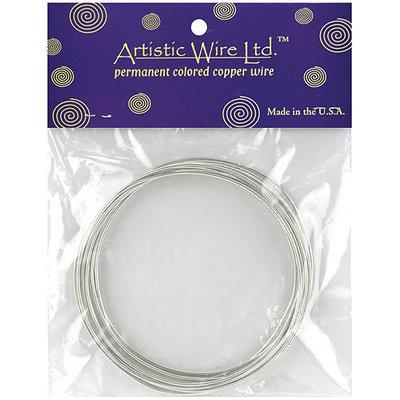 Beadalon Artistic Wire Permanent Tin Color Copper 14-gauge Wire