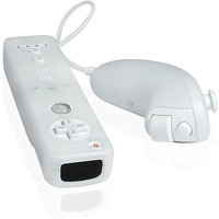 CTA Digital WI-SSC Clear Silicone Sleeve for Wii