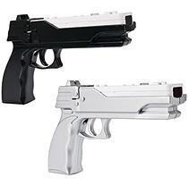 CTA Digital WI-GCS Wii Magnum Laser Gun Set