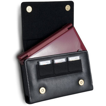 CTA Digital DSi XL Leather Case