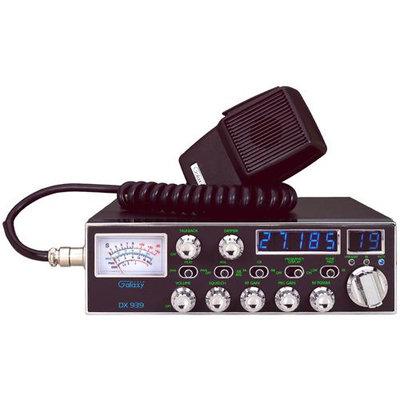 Galaxy DX939 40 Cbh Cb Radio 5 Digit Freq. Display