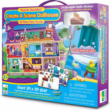 Learning Journey 102671 Puzzle Doubles Create A Scene Dollhouse