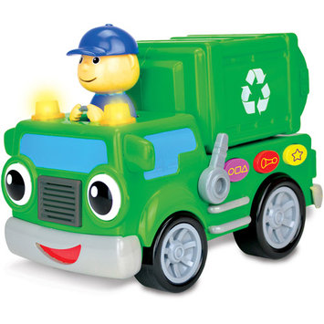 The Learning Journey On The Go Recycle Truck