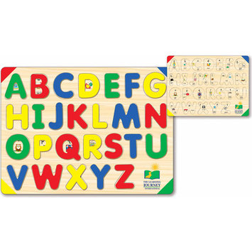The Learning Journey Lift and Learn ABC Puzzle