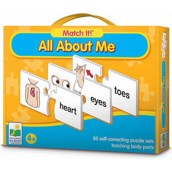 Learning Journey Match It! All About Me