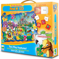 Learning Journey 695180 Puzzle Doubles Find It 123