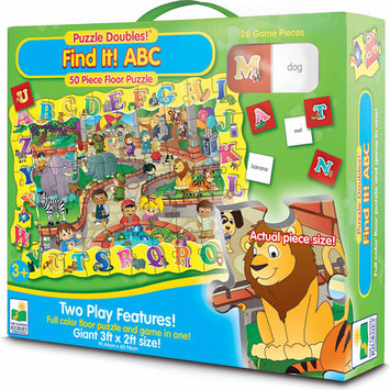 Learning Journey 696279 Puzzle Doubles Find It ABC