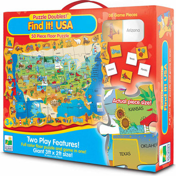 Learning Journey 697368 Puzzle Doubles Find It USA