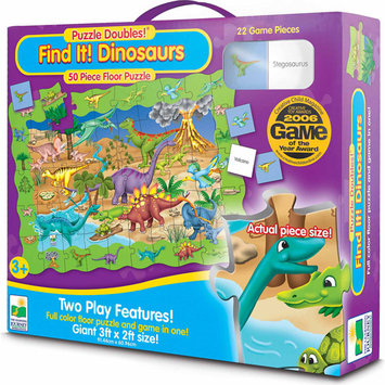 Learning Journey 719855 Puzzle Doubles Find It Dinosaurs