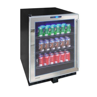 Vinotemp VT-54 Touch Screen Beverage Cooler