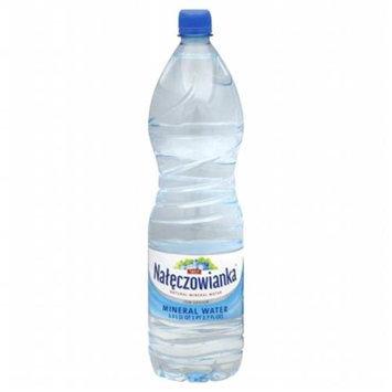 NALECZOWIANKA 50799 NALECZOWIANKA WATER MINERAL NOCRB - Pack of 6 - 50. 71 OZ