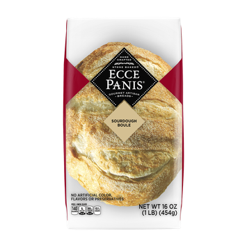 Ecce Panis® Simple Neo-Tuscan Boule Bread