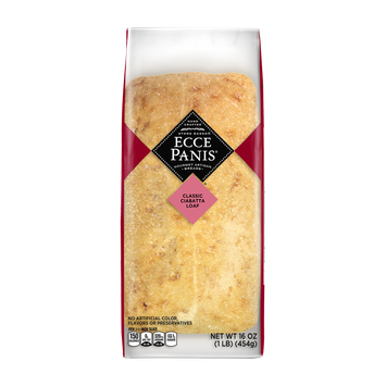 Ecce Panis® Bake at Home Ciabatta Bread