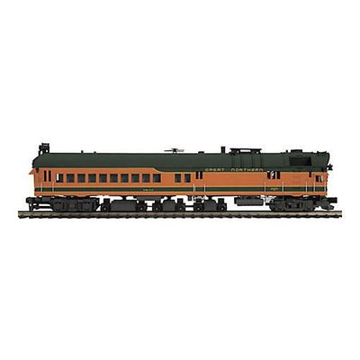 O DC-3 Rail Inspection w/PS3, GN MTH20203391 M.T.H. ELECTRIC TRAINS