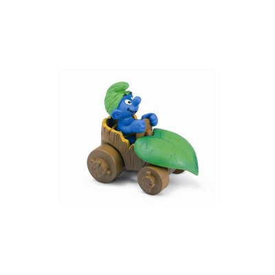 Smurfs Smurf In Car by Schleich