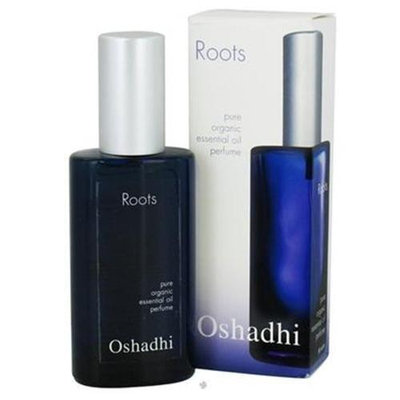 Oshadhi - Roots Pure Organic Essential Oil Perfume - 50 ml.