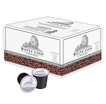 White Lion 100% Arabica Kenyan Coffee, Single Serve (60 ct.)