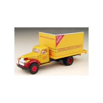 Classic Metal Works 221-30299 HO 1941-1946 Chevrolet Box Delivery Truck - Assembled - Mini Metals.