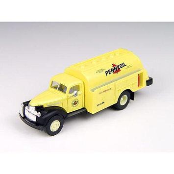 Classic Metal Works 221-30335 HO 1941-1946 Chevrolet Tank Truck - Assembled - Mini Metals(R) - .