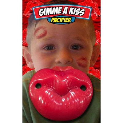 Billy Bob Teeth 50030 Gimme a Kiss Pacifier