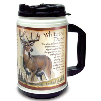 Ideaman American Expedition Deer 24 oz. Thermal Mug