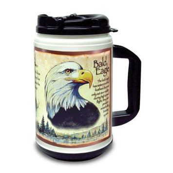 Ideaman American Expedition Eagle 24 oz. Thermal Mug