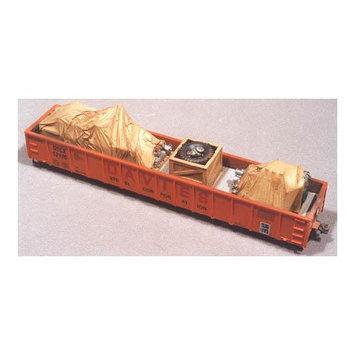 Chooch Enterprises, Inc. HO Heavy Equipment Load: Gondola - CHOOCH ENTERPRISES INC. - 7232