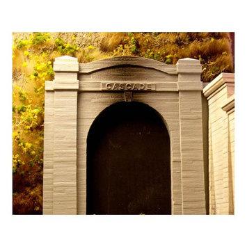 Chooch Enterprises, Inc. HO Single Cascade Tunnel Portal - CHOOCH ENTERPRISES INC. - 8321