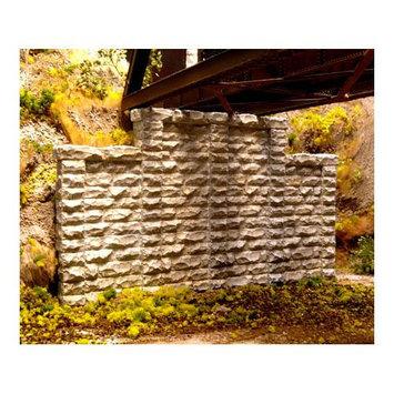 Chooch Enterprises, Inc. HO Cut Stone Stepped Wall - CHOOCH ENTERPRISES INC. - 8400