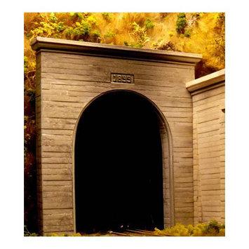 Chooch Enterprises, Inc. N Single Concrete Tunnel Portal (2) - CHOOCH ENTERPRISES INC. - 9720