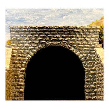 Chooch Enterprises, Inc. N Double Cut Stone Tunnel Portal (2) - CHOOCH ENTERPRISES INC. - 9750