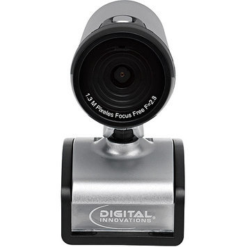 Digital Innovations ChatCam 4310200 Webcam - 1.3 M