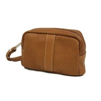 Piel Leather 2590 Cosmetic Case - 4 in.