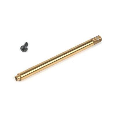 15mmShock Shaft 4x57mm TiN(1):8B,8T LOSA5413 LOSI