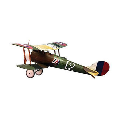 Nieuport 28 WW1 Fighter: Electric DUMA1819 DUMAS