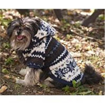 Ethical Products Inc Fashion Pet Printed Sherpa Dog Coat