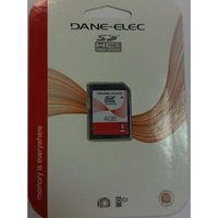 Dane Electronics Dane-Elec 4GB SDHC Memory Card Secure Digital Class 4 - Retail Pack (4339B001AA)