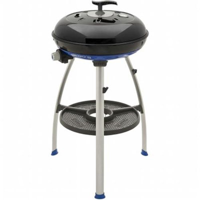 Cadacnorthamerica Cadac 8910-20 Carri Chef 2 Propane Gas Grill with Pot Ring and Grill Plate
