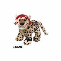 Webkinz Rockerz Leopard by Ganz - HM5110