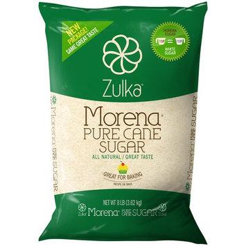 Zulka Morena Pure Cane Sugar, 8 lbs