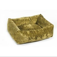 Bowsers Pet Products 8678 Small Microvelvet Dutchie Dog Bed Celadon