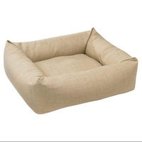 Bowsers Pet Products 10667 Small Microvelvet Dutchie Dog Bed Flax