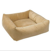 Bowsers Pet Products Bowsers Diamond Series Microvelvet Dutchie Bed, S