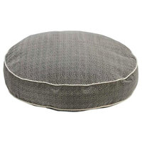 Bowsers Pet Products 11405 Round Bed Herringbone storm