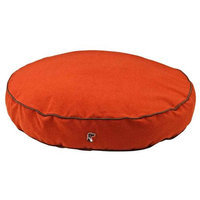 Bowsers Pet Products Bowsers Super Soft Round Dog Bed Pumpkin, M
