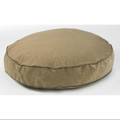 Bowsers Pet Products Bowsers Platinum Series Microvelvet Super Soft Round Bed, L